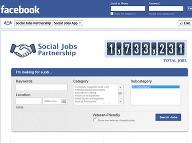 Pracovná aplikácia Facebooku.