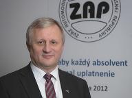 Prezident ZAP SR Jaroslav