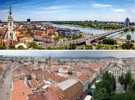 Bratislava a Košice