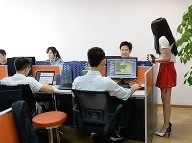 Čínskych programátorov motivujú krásne