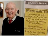 89-ročný dedko si hľadá