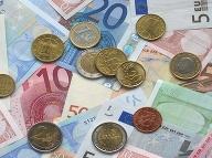 peniaze, eurá, money, cash,