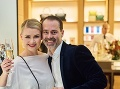 Marcel Gajdoš s manželkou. Zdroj: M.G.