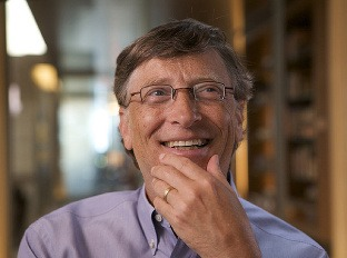 Miliardár Bill Gates: Pozrite
