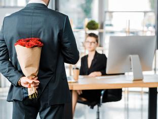 Láska na pracovisku: Ako