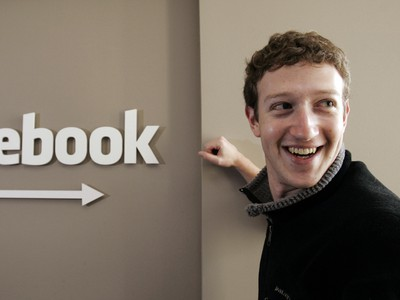 Mark Zuckerberg pozná správnu cestu