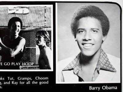 Barack Obama bol na