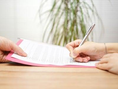 Môžete odmietnuť podpísať výpoveď?