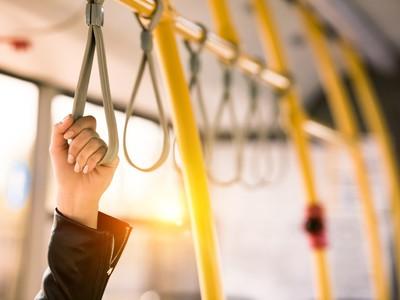 mhd, bus, baktérie, ruka,