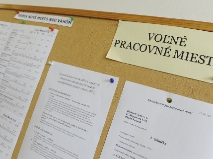 Nezamestnanosť na Slovensku klesla: