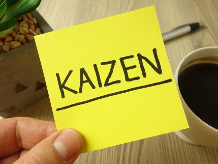 Zmena, ktorá vám prinesie šťastie: Zlepšite svoj život pomocou filozofie kaizen