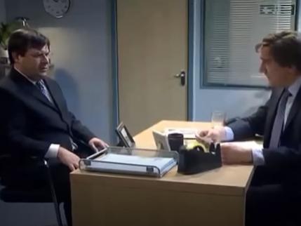Pohovor, aký ste ešte nevideli VIDEO: Z toho, čo robí tento personalista, pôjdete do kolien