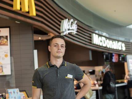 Dobrý sused spustil náborovú kampaň: Dáme ti dôvod, prečo pracovať v McDonald's