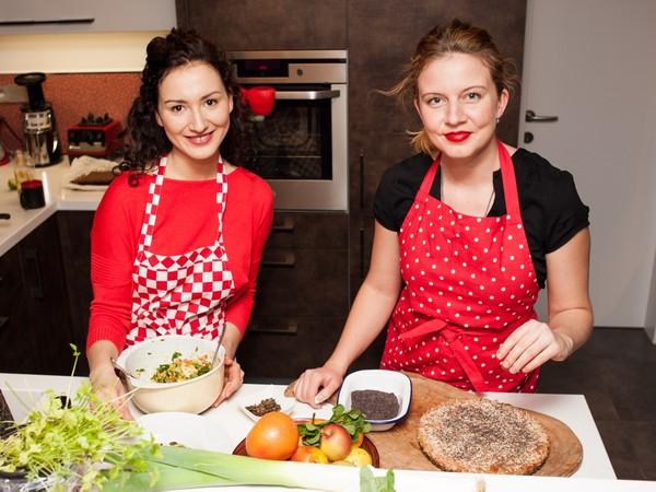 Aneta (vľavo) a Janica (vpravo) z Jem iné