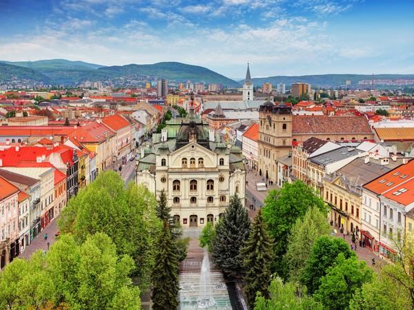 Košice, Slovensko