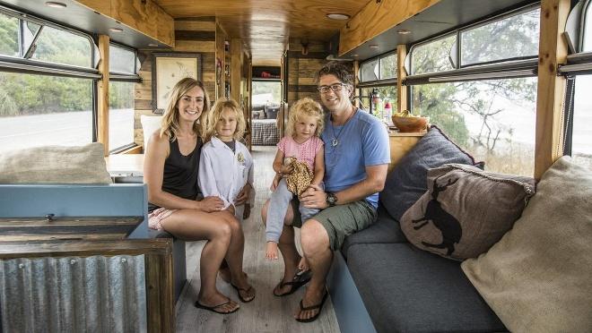 Štvorčlenná rodinka: Vykašľali sa