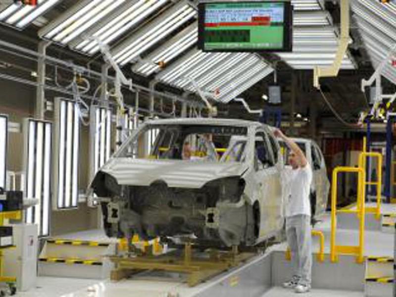 Investície do výskumu a vývoja v automobilovom sektore predstavovali 25 percent.