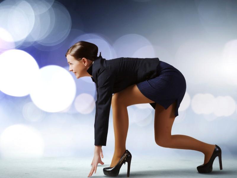 Ženy na vyšších pozíciách, ktoré v práci dosahujú výborné výsledky, sú športovo založené a svoje úspechy v športe vedia aplikovať aj do pracovnej oblasti.
