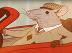 Táto myš zúfalo hľadá