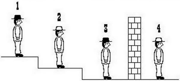 Tieto 3 logické úlohy