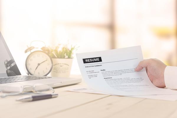 CV versus resumé