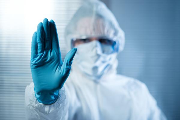 doktor, maska, koronavírus