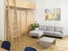 Rekonštrukcia meštianskeho bytu poňatá