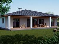 Rodinný dom Bungalov 1021