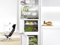 Zabudovateľná chladnička smrazničkou Miele