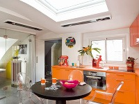 Farebný návrh tohto bytu