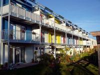 Radové pasívne domy vKarnichsteine