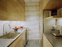 Malá kuchyňa, v ktorej