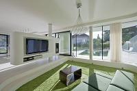 Obývačka akuchyňa sjedálňou tvoria