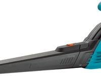 Ľahký ajednoducho použiteľný fúkač