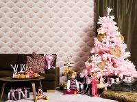 netradičný vianočný stromček