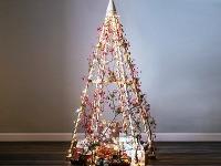Pyramídový stromček.