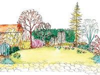Vpredjarí budú záhradku zdobiť