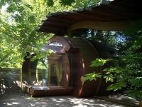 ekologický dom v Oregone