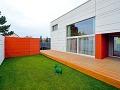 Moderná architektúra anízkoenergetický štandard.