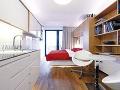 Malometrážny byt na najvyššom