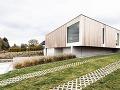 Modulový dom s nulovou