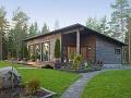 Fínsky domček ako splnenie