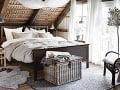 DEKORAČNÝ BALDACHÝN nad posteľou