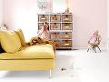 Škola interiérových farieb: Žltá