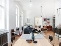 Interiér dvojizbového bytu v