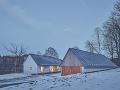 Dom so stodolou na