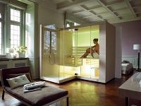 Interiérová sauna Duravit Inipi