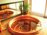 Spa – masážny bazén
