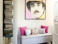 Maľba inšpektora Clouseaua zfilmu