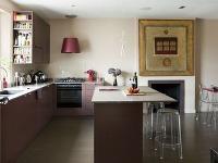 Pri voľbe farebnosti kuchyne